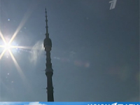 Tests of water mist fire suppression systems EI-MIST® at the Ostankino tower